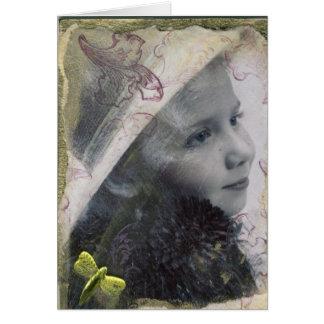 Beautiful Emilie Notecard