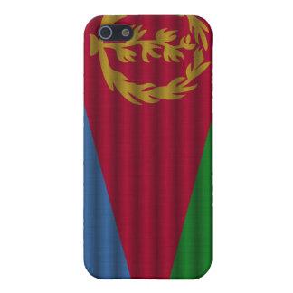 Beautiful Eritrea Flag iPhone 5/5S Cases