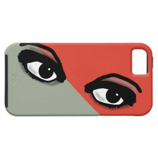 BEAUTIFUL EYES by Slipperywindow iPhone 5 Cover