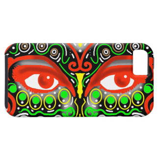 BEAUTIFUL EYES EXOTIC COLORFUL by Slipperywindow iPhone 5 Cases