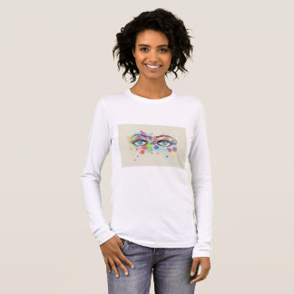 beautiful eyes long sleeve T-Shirt