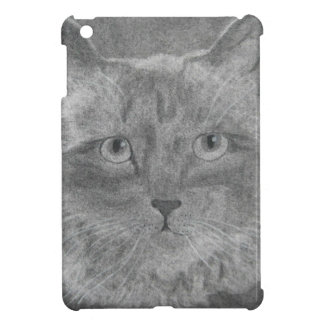 Beautiful Eyes Siamese Cat iPad Mini Cases