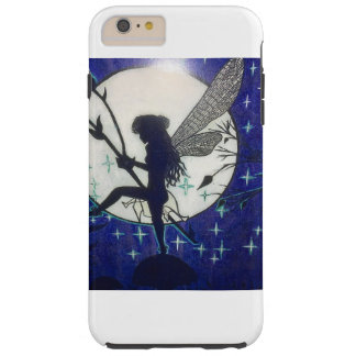 Beautiful fairy in front of the Moonlight Tough iPhone 6 Plus Case