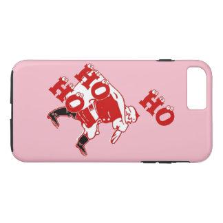 Beautiful Fantastic Feminine Special Santa Hohoho iPhone 8 Plus/7 Plus Case