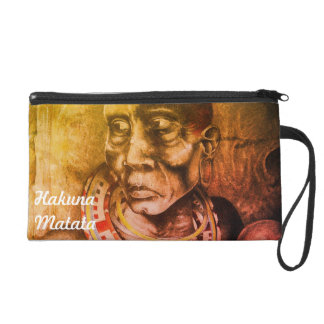 Beautiful Fantastic Maasai Hakuna Matata designs Wristlets