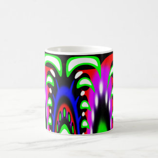 Beautiful fantasy fountain coffee mug