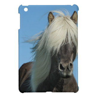 BEAUTIFUL FJORD PONY HORSE STALLION COVER FOR THE iPad MINI