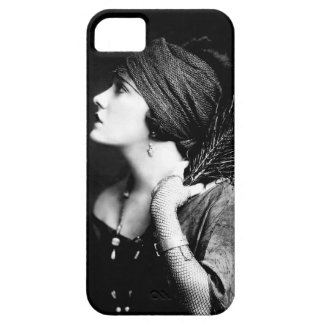 beautiful flapper iPhone 5 covers