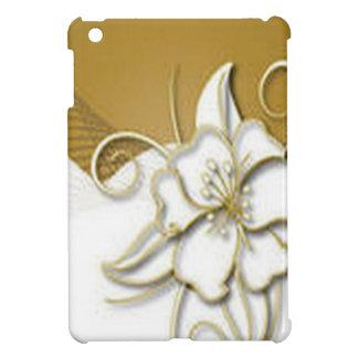 Beautiful floral background design iPad mini covers