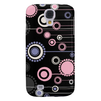 Beautiful Floral Decor  Galaxy S4 Cover