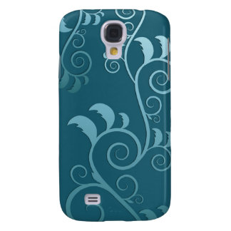 Beautiful Floral Decor  Galaxy S4 Covers