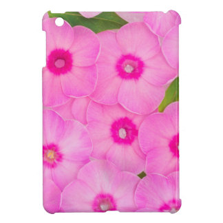 beautiful floral decoration case for the iPad mini