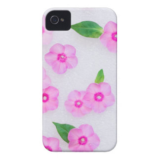 beautiful floral decoration iPhone 4 Case-Mate cases