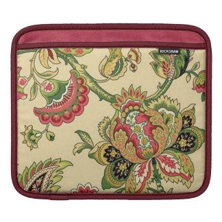 Beautiful Floral iPad Case iPad Sleeves