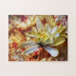 Beautiful Floral Jigsaw Puzzle