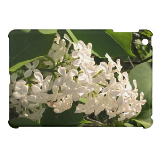 Beautiful floral nature photo ipad case w/ lilac