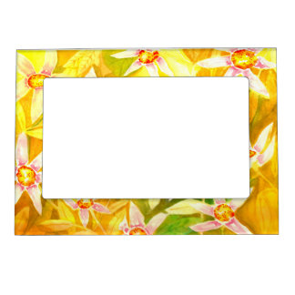 Beautiful Floral Picture Frame
