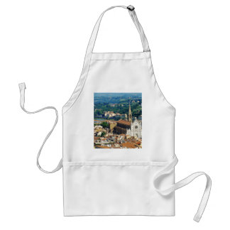 Beautiful Florence Standard Apron