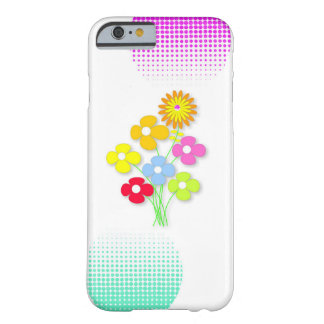 Beautiful flower barely there iPhone 6 case