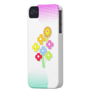 Beautiful flower iPhone 4 cases