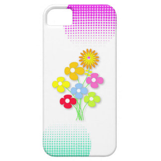 Beautiful flower iPhone 5 cover