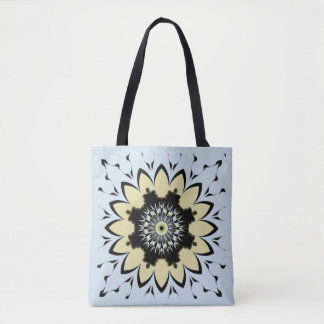 Beautiful flower pattern All-Over-Print Tote Bag