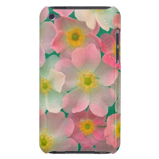 Beautiful Flowers Case Mate Barely There iPod Cover
