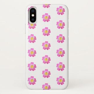 Beautiful flowers iPhone x case