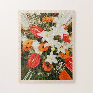 Beautiful flowers jigsaw puzzle