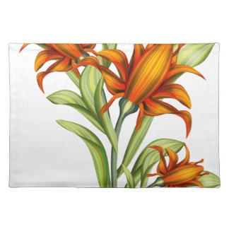 Beautiful Flowers Placemat