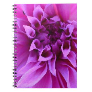 Beautiful Flowers Pretty Purple Flower Gifts Journal