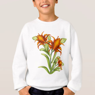 Beautiful Flowers Sweatshirt