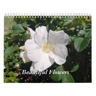 Beautiful Flowers Wall Calendars