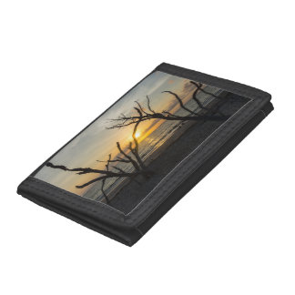 Beautiful Folly Morning Trifold Wallet