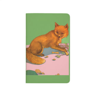 beautiful fox journal