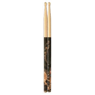 Beautiful Fractal Art Drum Sticks
