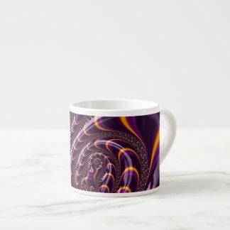 Beautiful Fractal Art Decor Espresso Cups