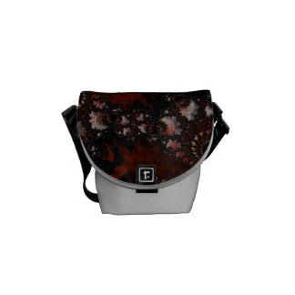 Beautiful Fractal Art Courier Bag