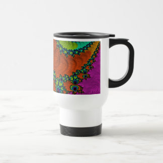 Beautiful Fractal Art Mugs