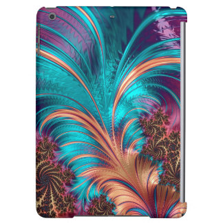 Beautiful Fractal Feather Design