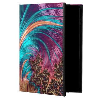 Beautiful Fractal Feather Design Powis iPad Air 2 Case