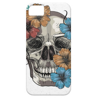 Beautiful funny dead Mexican Women head Skull iPhone 5 Cover
