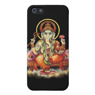 Beautiful Ganesha iPhone 5/5S Covers
