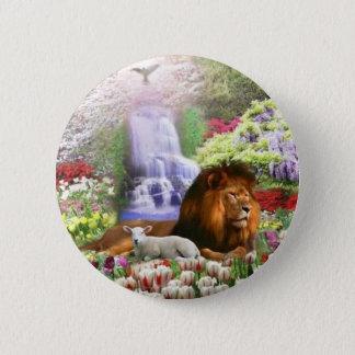 Beautiful Garden 6 Cm Round Badge
