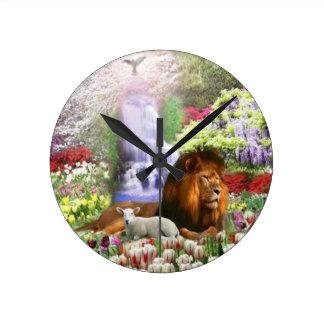 Beautiful Garden Clock