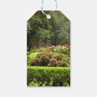 beautiful garden gift tags