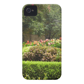 beautiful garden iPhone 4 Case-Mate cases