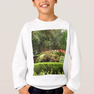 beautiful garden sweatshirt