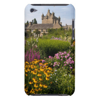 Beautiful gardens and famous castle in Scotland iPod Case-Mate Case