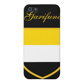 Beautiful Garifuna Flag iPhone 5/5S Case